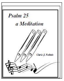 Organ - Psalm 25