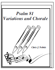 Variations and Chorale - Psalm 81